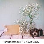 Fresh White Flowers  Heart Nex...