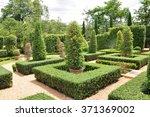english garden style | Shutterstock . vector #371369002
