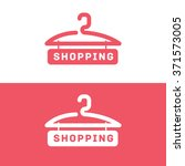 online store with shopping word ...   Shutterstock .eps vector #371573005