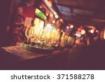 a close up of a ruin bar with... | Shutterstock . vector #371588278