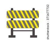 flat vector icon   illustration ... | Shutterstock .eps vector #371677732
