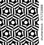vector modern seamless geometry ... | Shutterstock .eps vector #371722888