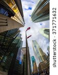 toronto canada 16 10 2015... | Shutterstock . vector #371771632