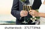 wedding. | Shutterstock . vector #371773966