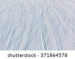 traces from a parachute cord on ... | Shutterstock . vector #371864578