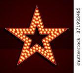 Broadway Style Light Bulb Star...