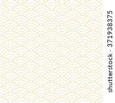 Wave Yellow Pattern. Wave...