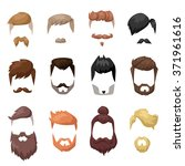 Hairstyles Beard And Hair Face...