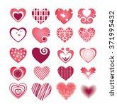 vector illustration valentines...