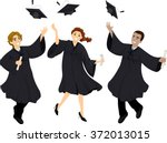 Illustration Of College...