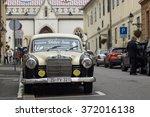 zagreb  croatia   december 10... | Shutterstock . vector #372016138