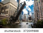 chicago old city | Shutterstock . vector #372049888