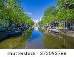 amsterdam  netherlands   july... | Shutterstock . vector #372093766