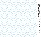 wave blue pattern. wave... | Shutterstock .eps vector #372097342
