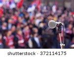 Public Demonstration. Protest....