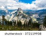 Half Dome In Yosemite National...