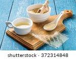 different types of gelatin ... | Shutterstock . vector #372314848