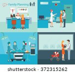 info graphic of medical... | Shutterstock .eps vector #372315262