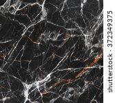 marble texture black gold white | Shutterstock . vector #372349375