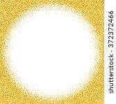 vector gold glitter abstract... | Shutterstock .eps vector #372372466