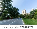 manhattan  new york  ... | Shutterstock . vector #372373672