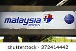 kuala lumpur  malaysia   mar 2  ... | Shutterstock . vector #372414442