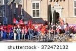 haarlem   netherlands   30...   Shutterstock . vector #372472132