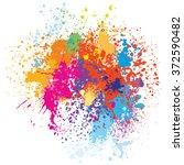 color background | Shutterstock .eps vector #372590482