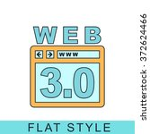 web development icon vector.