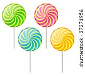 vector illustration of sugar... | Shutterstock .eps vector #37271956