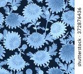 fashion seamless texture with... | Shutterstock .eps vector #372876436