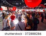 cologne  germany   september 19 ... | Shutterstock . vector #372888286