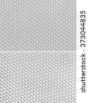 texture of white canvas... | Shutterstock . vector #373044835