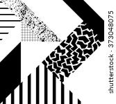 seamless geometric pattern in...   Shutterstock .eps vector #373048075
