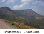 khao kho mountain view. this is ... | Shutterstock . vector #373053886