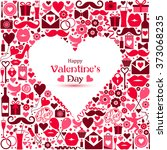 vector card of valentine day....