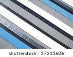 striped wall background | Shutterstock . vector #37315606