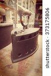 iron antiques | Shutterstock . vector #373175806