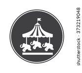 children carousel icon | Shutterstock .eps vector #373219048