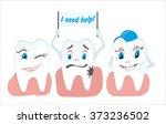 dental | Shutterstock .eps vector #373236502