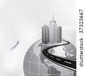 international business concept | Shutterstock .eps vector #37323667