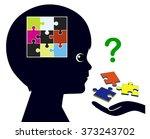help children to help...   Shutterstock . vector #373243702