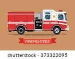 Firefighters Design Element....