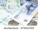 success and got profit from... | Shutterstock . vector #373401505
