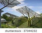 Ecological Modern Building ....