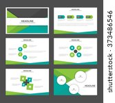 green black presentation... | Shutterstock .eps vector #373486546