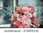 bridal tenderness bouquet | Shutterstock . vector #373495132