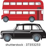 London Doubledecker Red Bus And ...