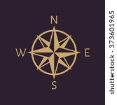 The Compass Icon. Navigation...