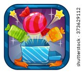 funny cartoon app icon...